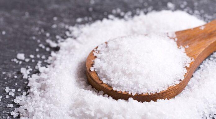 Traitement au sel en aquarium eau douce
