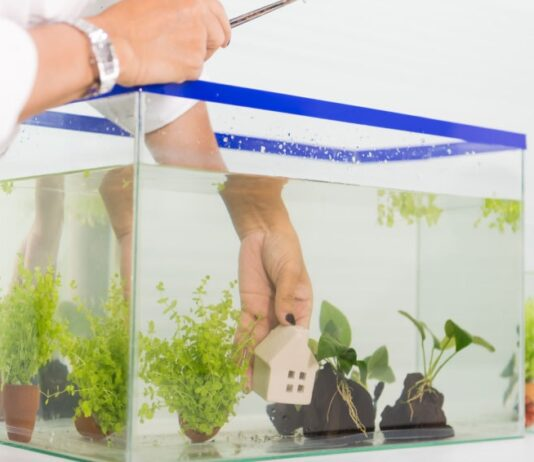 Mon sol va t'il supporter la charge de mon aquarium