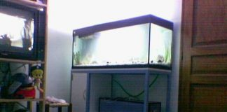 9-Fabrication d'un meuble de support pour aquarium