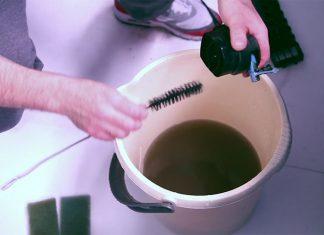 Le nettoyage des matériaux de filtration